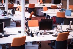 Open-Plan Offices: Love 'Em or Hate 'Em?