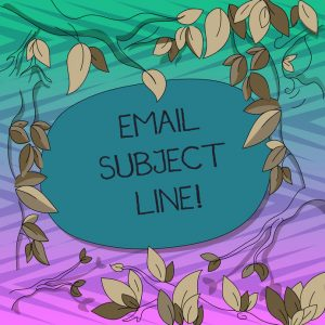 Better Email Subject Lines: 5 Hot Tips