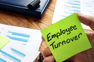 Looking at Low Employee Turnover